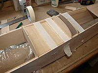 Name: P9259069.jpg Views: 34 Size: 442.8 KB Description: This is the optional front cockpit floor and former for the two-seat conversion.