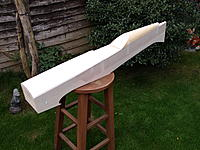 Name: P9259073.jpg Views: 43 Size: 992.7 KB Description: Taped the top decks on for a quick look in the garden.