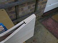 Name: P9309124.jpg Views: 28 Size: 353.5 KB Description: Tailskid ply plate.