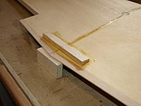 Name: P9309133.jpg Views: 29 Size: 407.5 KB Description: Balsa infill is added on the upper side (to be trimmed!).