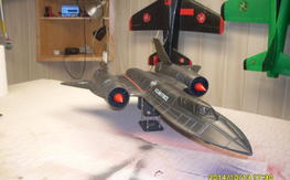 SR-71 twin 64mm edf
