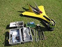Name: IMG_5266.JPG Views: 30 Size: 98.7 KB Description: INFERNO Kit plane with GERMAN  ER90 Pulse Jet