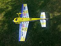 Name: 8 bottom fuselage repaired and coverd.jpg