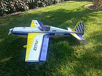 Name: 9 Eflite Extra 260 ready for new flights.jpg