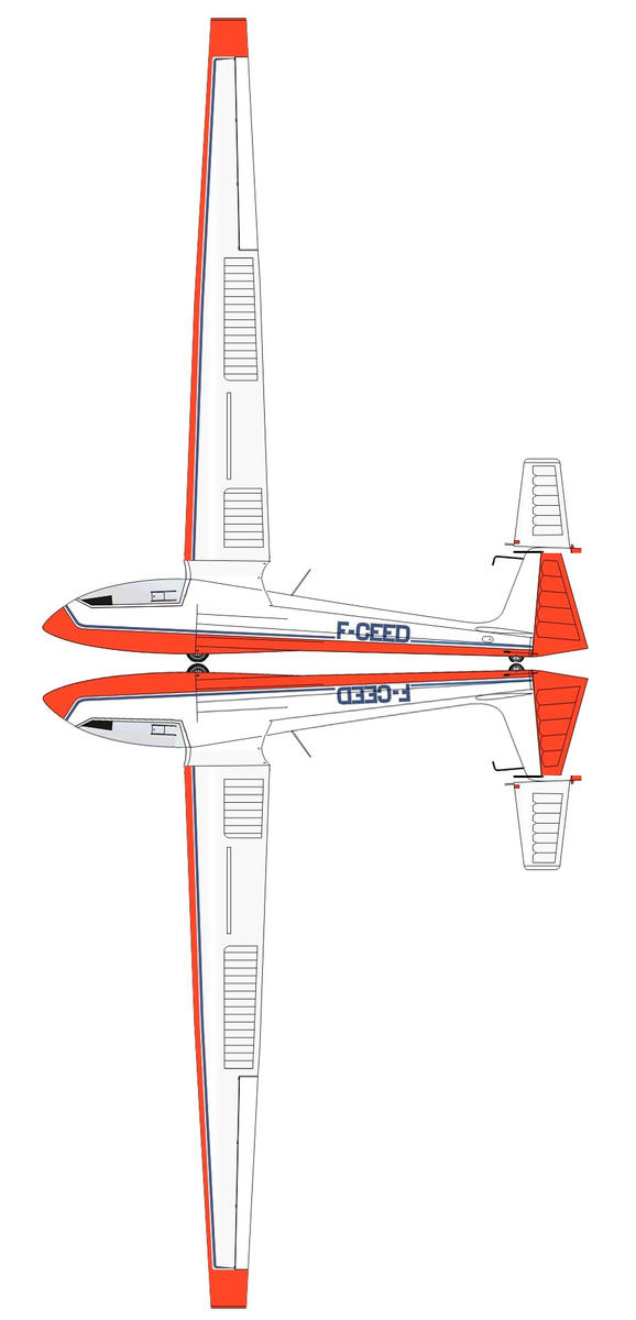 Name: Ultra-Micro-Scheibe-Loravia-LCA-10 Paper-Sailplane.jpg