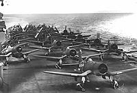 Name: Corsair_FlightDeck_HMSVictorious_operation_BritishPacificFleet1945.jpg