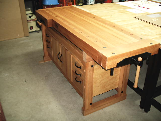 sjobergs workbench | download wood plans