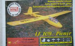 P&B Models LF-109 Pionyr kit NIB