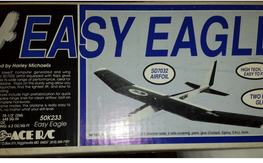 Ace RC Easy Eagle,  Great Planes Spectra ***Price Drop to $ 40 Each***