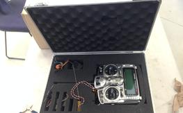 JR 9303  2.4 with case