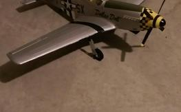 Eflite P51D bnf Like new.. Excellent! $150.00