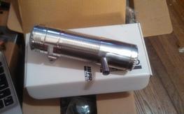 NIB JRM260 Heli Gasoline  muffler