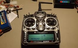 Pristine JR X9303 w/JR charger.....