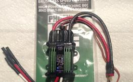 Phoenix ICE 75 ESC - tested only - never flown