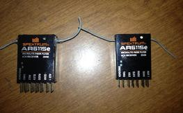 2 Spektrum AR6115e receivers