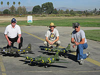 Name: Brent,Jim adn Russ's B-17's.jpg