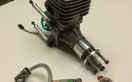 RCG50 (50cc) Engine