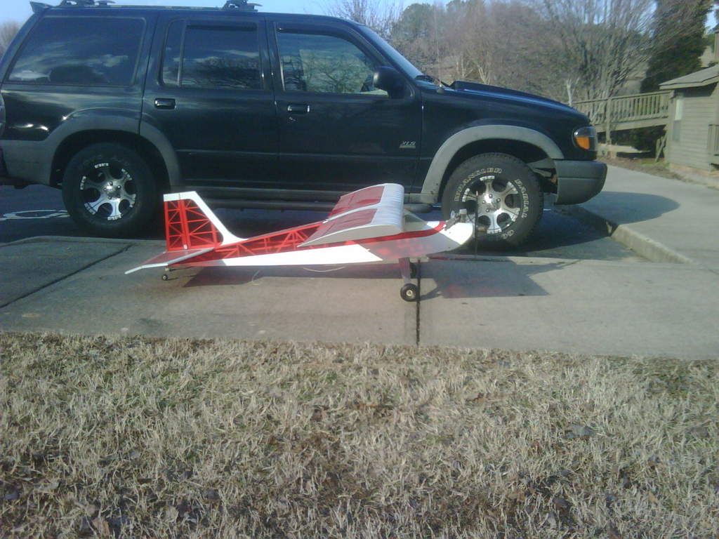 new plane to my collection