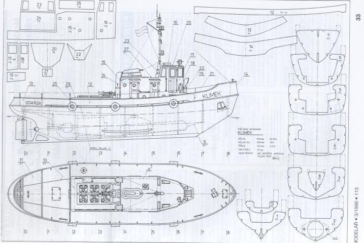 rc tug boat plans