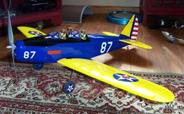 Eflite PT-19.....RTF......Beautiful....