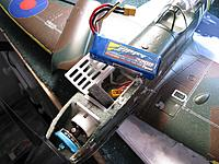 Name: ArtTech HobbyKing Spitfire lipo will install this into.jpg