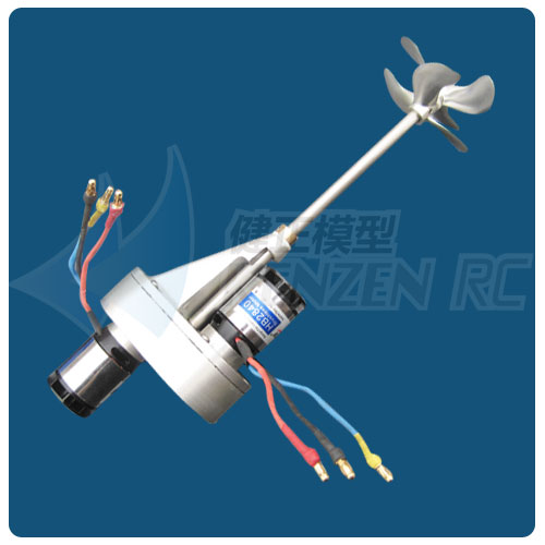 Counter Rotating Propellers : Attachment browser kenzen coaxial counter rotating