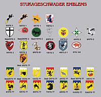 Name: Stuka unit emblems.jpg