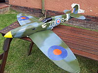 Name: 4 hornet29's Spitfire.jpg