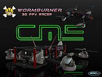Name: Wormburner-03a.jpg Views: 11 Size: 116.9 KB Description: Wormburner.. 3D camera FPV quad.