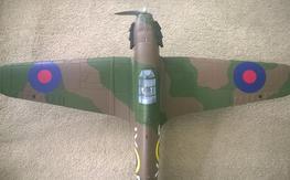Eflite Hawker Hurricane PNP