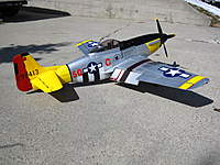 Name: P 51 Right Rear.jpg