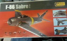 NIB Alfa F-86 Sabre