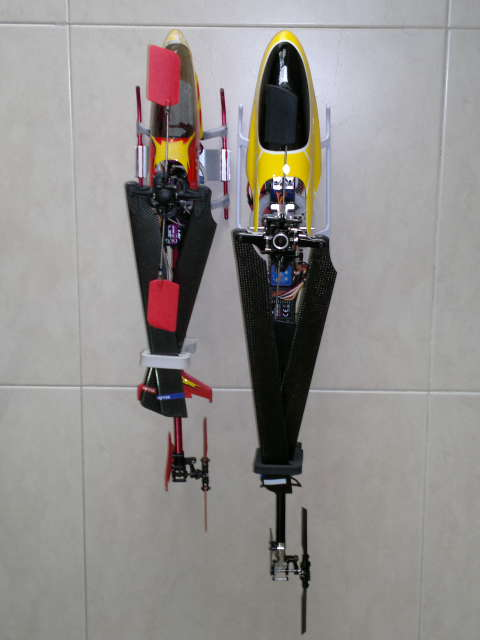 "Length: 450proTT-680mm; ""Boxer"" (King3)-550mm."