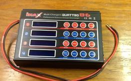 imax Quattro B6 DC Balancing charger