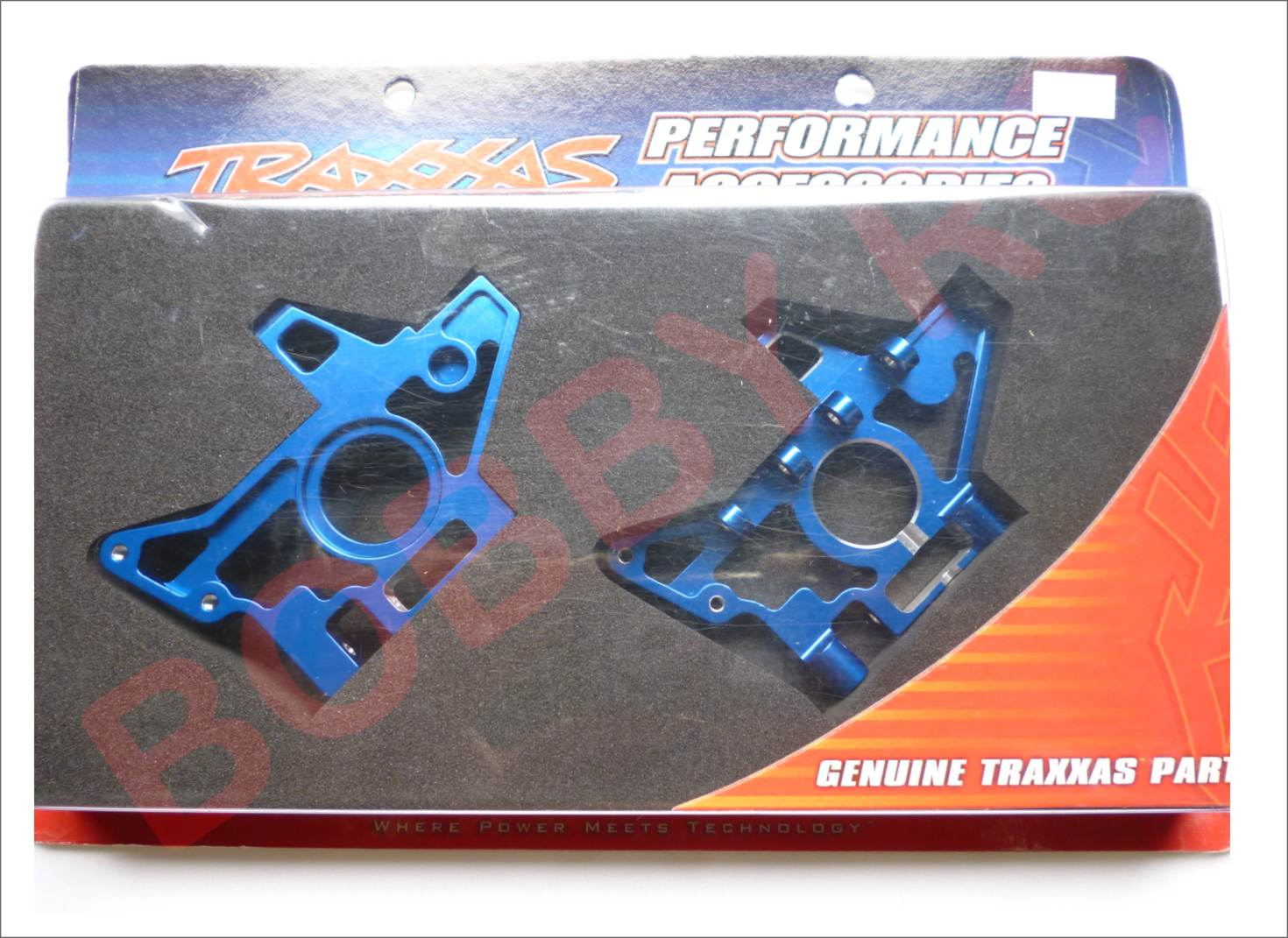 Name: Traxxas Rear Bulkheads Aluminum EMX TMX 2 5 TRA4929X.jpg