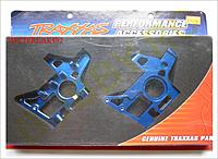 Traxxas Front Bulkheads Aluminum  EMX TMX 2 5 TRA4930X.jpg
