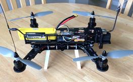 RTF ADS400Q Quad plus spares!