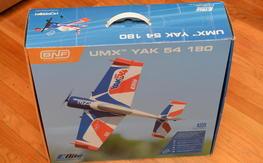 UMX Yak 54 180 3D