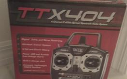 TACTIC TTX-404 & Receiver Shipped to Con US Only