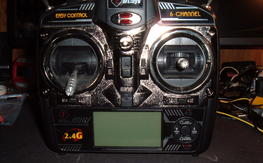 WL Toys Transmitter