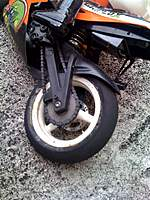 Name: Venom with kyosho hor sprocket and wheel.jpg