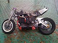 Name: Mini kp09e with venom alu rear hub by ZH racing.jpg