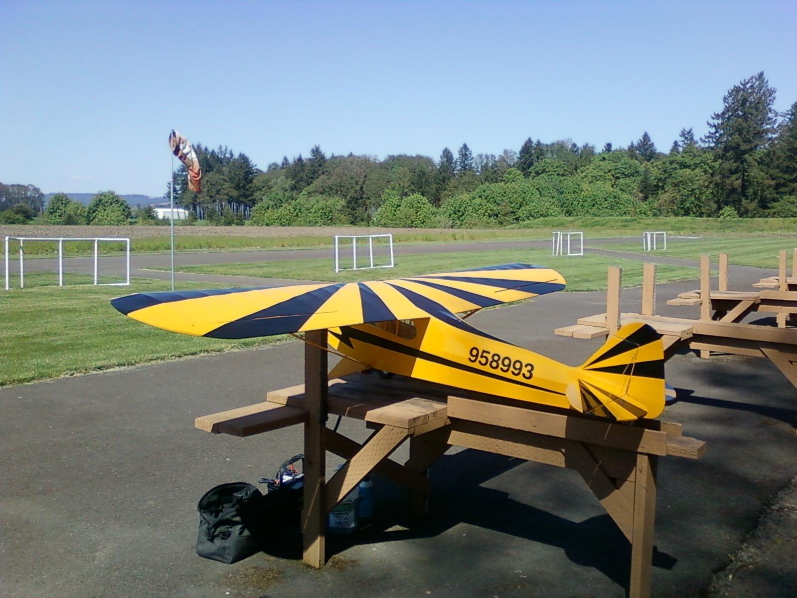 Name: madin5.jpg Views: 49 Size: 204.6 KB Description: Cliped wing J-3 Cub