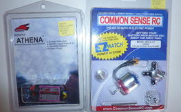 power combos common sense es-L-13 and ultra fly athena 28