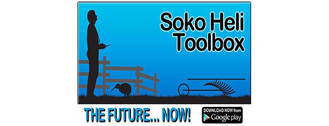 Soko Heli Toolbox App Release