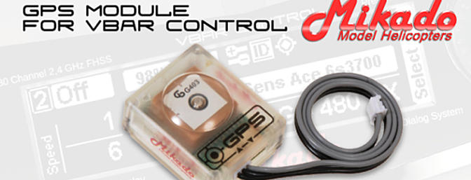 Vbar Control GPS