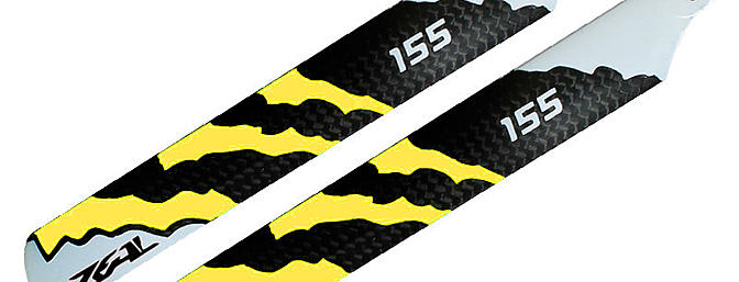 155mm Energy (Yellow)
