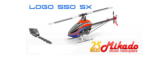 Mikado LOGO 550 SX