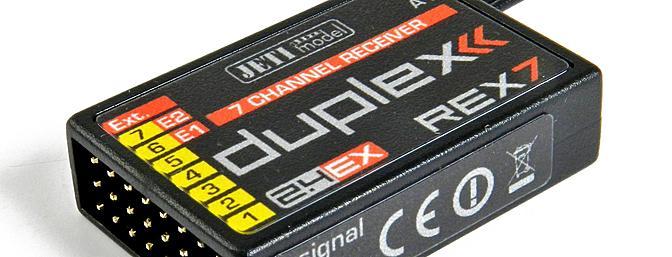 Jeti Duplex REX7