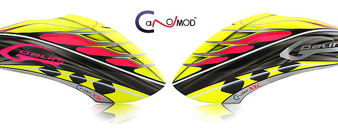 CanoMOD - Full Carbon Canopy